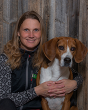 Djurvårdare Jennie Höglin